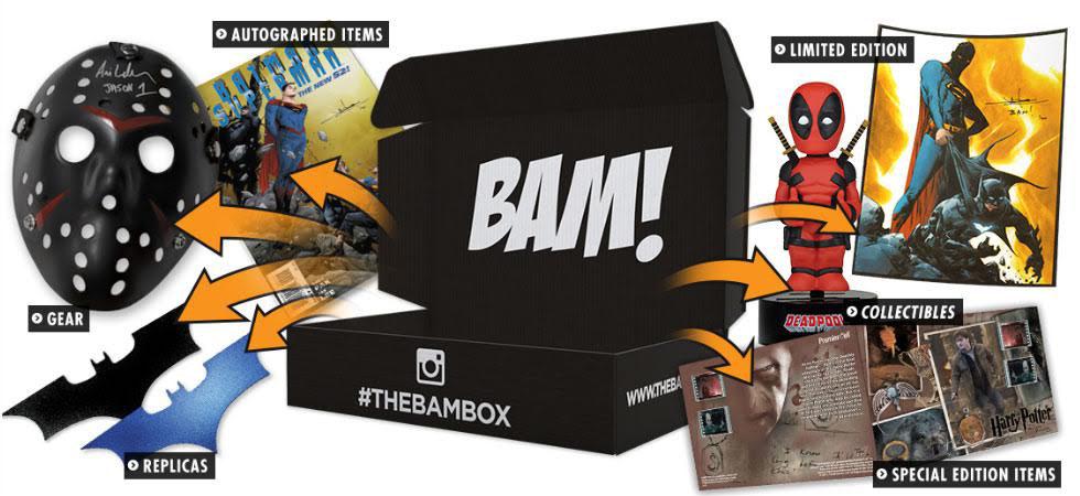 BAM box items 2
