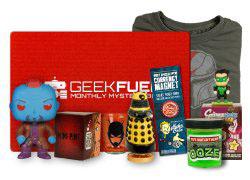 Geek Fuel 1 měsíc
