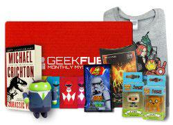 Geek Fuel 3 měsíce