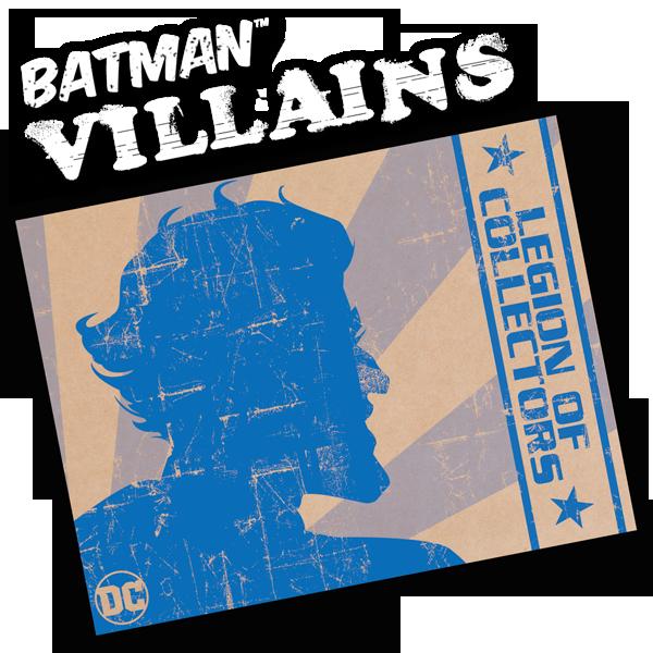Příští téma boxu - Batman Villains