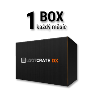Loot Crate DX 1 měsíc