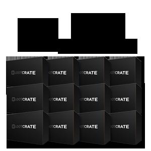 Loot Crate 12 měsíců