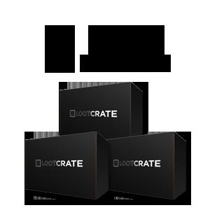 Loot Crate 3 měsíce