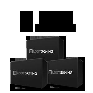 Loot Gaming 3 měsíce