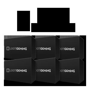 Loot Gaming 6 měsíců