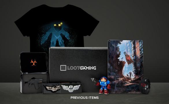 Loot Gaming items