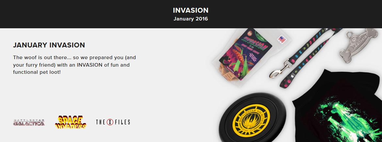 Loot Pets - Invasion (leden 2016)